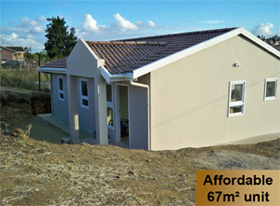 khaya readykit the affordable low cost housing specialists